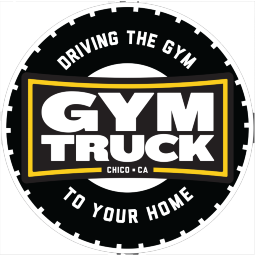 Logo Gym Truck Chico Personal Trainer Chico Ca and Personal Trainer Oroville, CA